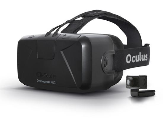 REDsdk - Oculus Rift